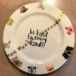 Be Kind to Every Kind Plate